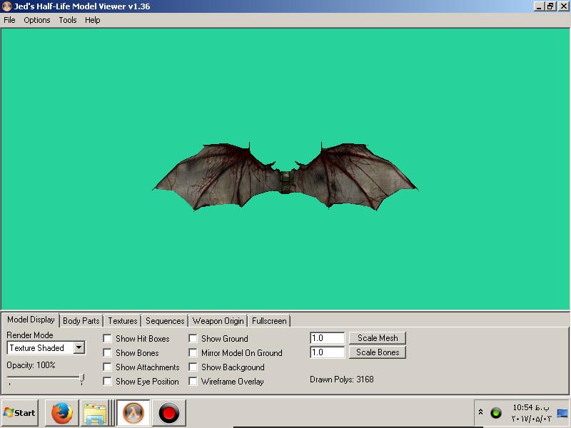 دانلود اسکین چتر نجات زامبی Parachute Zombie برای کانتر استریک 1.6